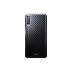 Samsung - GRADATION COVER BLACK GALAXY A7