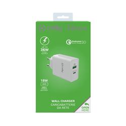 TCUSBC18WWH - TC USB-C PWR DELIVERY 18W