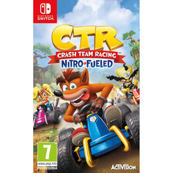 ACTIVISION - SWITCH CRASH TEAM RACING: NITRO-FUELED