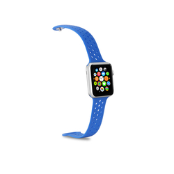 Celly - WATCHBANDBL APL WATCH BAND 42/44MM
