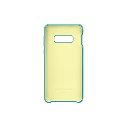 Samsung - SILICONE COVER GREEN GALAXY S10 E