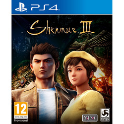 KOCH - SHENMUE III DAY ONE EDITION