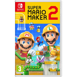 Nintendo - SWITCH SUPER MARIO MAKER 2