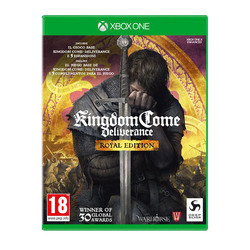 KOCH - XBOX ONE KINGDOM COME: DELIVERANCE ROYAL EDITION