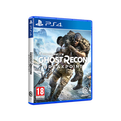 Ubisoft - TOM CLANCY'S GHOST RECON BREAKPOINT PS4
