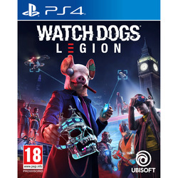 Ubisoft - WATCH DOGS LEGION PS4
