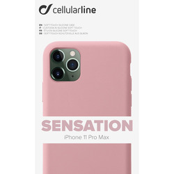 Cellular line - SENSATIONIPHXIMAXK nero