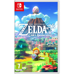 Nintendo - The Legend Of Zelda: Link's Awakening