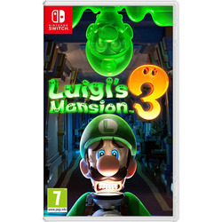 Nintendo - Luigi's Mansion 3