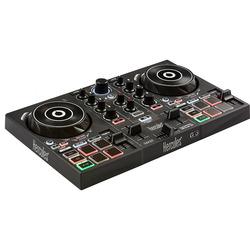 HERCULES - DJ CONTROL INPULSE 200 nero