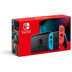 Nintendo - NINTENDO SWITCH JOY-CON ROSSO BLU