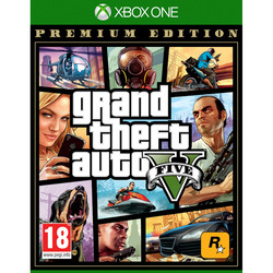 TAKETWO - GTA 5 XB1 (PREMIUM EDITION)