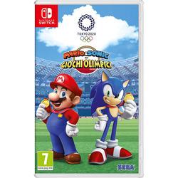 Nintendo - Mario & Sonic ai Giochi Olimpici di Tokyo 2020