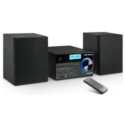 Majestic - AH 2350 BT MP3 USB DAB nero