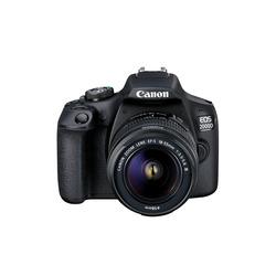 Canon - EOS 2000D + EF-S 18-55 MM DC VUK