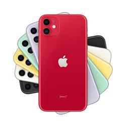 Apple - IPHONE 11 64GB rosso