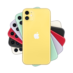 Apple - IPHONE 11 64GB giallo