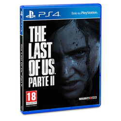 Sony - PS4 THE LAST OF US: PART II