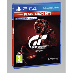 Sony - PS4 GT SPORT HITS 9966005
