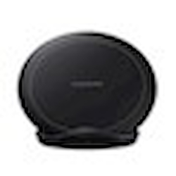 Samsung - WIRELESS CHARGER STAND (W/TA) LO BLACK