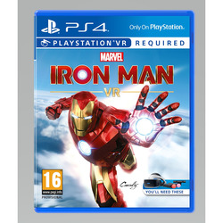 Sony - PS4 MARVELS IRON MAN VR