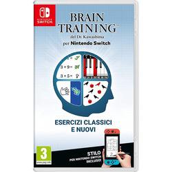 Nintendo - SWITCH BRAIN TRAINING DEL DR. KAWASHIMA