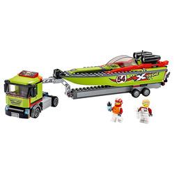 LEGO - Trasportatore di motoscafi - 60254