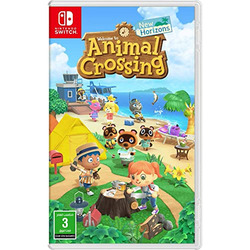 Nintendo - SWITCH ANIMAL CROSSING 10002099