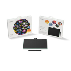 WACOM - INTUOS MEDIUM BLUETOOTH PISTACHIO