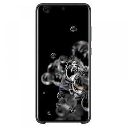 Samsung - SILICONE COVER BLACK GALAXY S20 ULTRA
