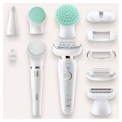 Braun - BRAUN SILK-ÉPIL 9 FLEX 9-300 BEAUTY SET