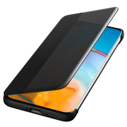 Huawei - P40 PRO SMART VIEW FLIP COVER BLACK