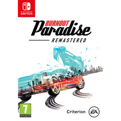 Electronic Arts - BURNOUT PARADISE REMASTER SWITCH