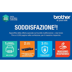 Brother - MFCL2710DWM2