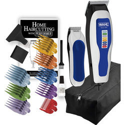 Wahl - COLOR PRO COMBO 1395.0465 bianco-blu