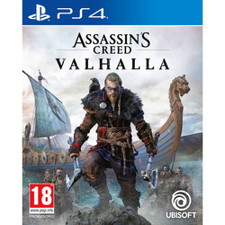 Ubisoft - ASSASSIN'S CREED VALHALLA PS4