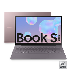 Samsung - GALAXY BOOK S oro