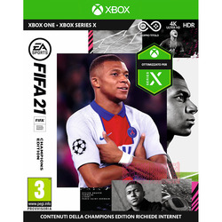 Electronic Arts - FIFA 21 XBOX ONE CHAMPIONS EDITION