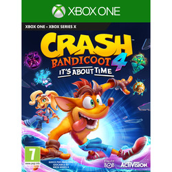 ACTIVISION - CRASH BANDICOOT 4 - IT´S ABOUT TIME ONE IT