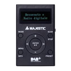 RT 294 MP3 DAB nero