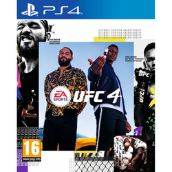 Electronic Arts - PS4 EA SPORTS UFC 4