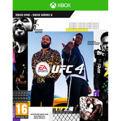 Electronic Arts - XBOX ONE EA SPORTS UFC 4
