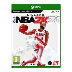 TAKETWO - NBA 2K21 XB1