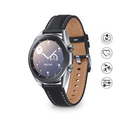 Samsung - Galaxy Watch3 41mm BT Mystic Silver SMR850NZS