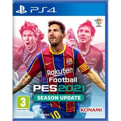 Konami - EFOOTBALL PES 2021 SEASON UPDATE