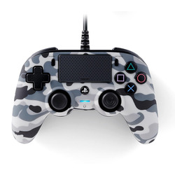 NACON - WIRED COMPACT CONTROLLER CAMOUFLAGE GREY