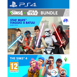 Electronic Arts - PS4 THE SIMS 4 + STARWARS VIAGGIO A BATUU GP