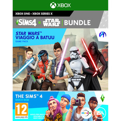 Electronic Arts - THE SIMS 4 + STARWARS VIAGGIO A BATUU GP BUNDLE