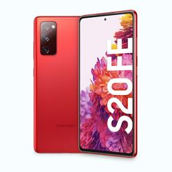 Samsung - GALAXY S20 FE SM-G780F rosso