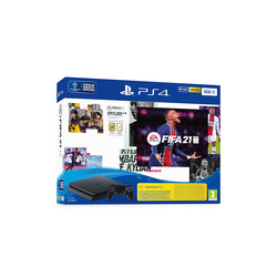 Sony - PS4 500GB + FIFA21 + FUT 21 VCH
